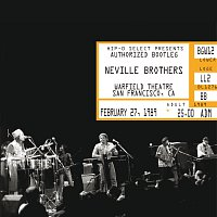 The Neville Brothers – Authorized Bootleg/Warfield Theatre, San Francisco, CA, February 27, 1989