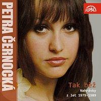 Přední strana obalu CD Tak běž (Nahrávky z let 1979-1989)