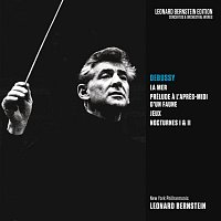 Leonard Bernstein, New York Philharmonic Orchestra, Claude Debussy – Debussy: La Mer; Afternoon of a Faun; Two Nocturnes; Jeux