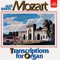 Přední strana obalu CD Mozart: Varhanní skladby