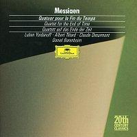 Luben Yordanoff, Albert Tétard, Claude Desurmont, Daniel Barenboim – Messiaen: Quatuor pour la fin du temps