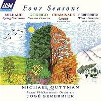 Michael Guttman, Royal Philharmonic Orchestra, José Serebrier – Milhaud: Concertino de printemps / Rodrigo: Concierto de estio / Chaminade: Automne / Serebrier: Winter Concerto