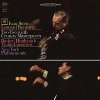 Isaac Stern, Leonard Bernstein, Paul Hindemith, New York Philharmonic Orchestra – Barber: Violin Concerto, Op. 14 - Hindemith: Violin Concerto (Remastered)
