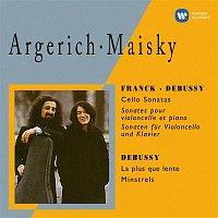 Martha Argerich – Franck & Debussy: Cello Sonatas