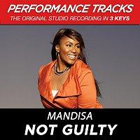 Mandisa – Not Guilty [Performance Tracks]