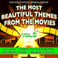 The Hollywood Session Group – The Most Beautiful Themes From The Movies Vol. 8
