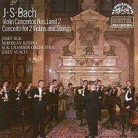 Bach: Koncerty pro housle a orchestr
