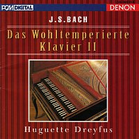 Huguette Dreyfus – Bach: Das Wohltemperierte Klavier II