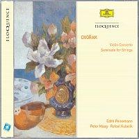 Edith Peinemann, Czech Philharmonic Orchestra, Peter Maag – Dvorak: Violin Concerto; Serenade for Strings