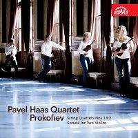 Pavel Haas Quartet – Prokofjev: Smyčcové kvartety č. 1 a 2, Sonáta pro dvoje housle