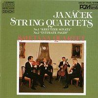 """Smetana Quartet – Janacek String Quartets: No. 1 """"Kreutzer Sonata"""" & No. 2 """"Intimate Pages"""""""