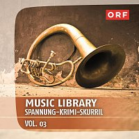 Broadcastsurfers – ORF Music Library/Spannung-Krimi-Skurril Vol.3
