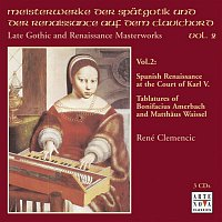 René Clemenčič, Anonymous – Works For Clavichord Vol. 2