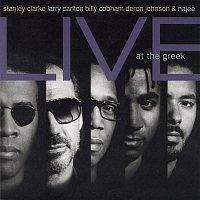 Stanley Clarke – Stanley Clarke & Friends Live At The Greek