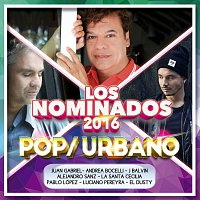 Různí interpreti – Los Nominados 2016 - Pop / Urbano