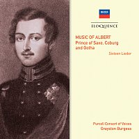 Purcell Consort Of Voices, Grayston Burgess – Music Of Albert, Prince Of Saxe, Coburg & Gotha