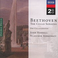 Přední strana obalu CD Beethoven: Cello Sonatas