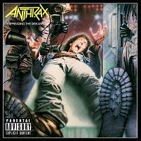 Přední strana obalu CD Spreading The Disease [Deluxe]