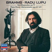 Radu Lupu – Brahms: Piano Pieces, Opp.117, 118, 119