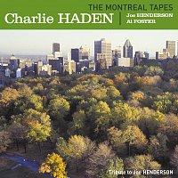 Přední strana obalu CD The Montreal Tapes