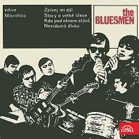 Přední strana obalu CD The Bluesmen