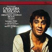Placido Domingo, Elena Obraztsova, Georges Pretre – Mascagni: Cavalleria Rusticana