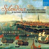 Kei Koito, Dietrich Buxtehude – Splendour - Organ Music & Vocal Works by Buxtehude, Hassler, Praetorius & Scheidemann