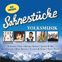 Přední strana obalu CD Sahnestucke Volksmusik [Special Edition]