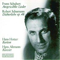 Hans Hotter – Franz Schubert (Ausgewahlte Lieder) & Robert Schumann (Dichterli