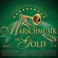 Různí interpreti – Marschmusik In Gold [CD-Set]