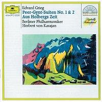Berliner Philharmoniker, Herbert von Karajan – Grieg: Peer Gynt Suites Nos.1 & 2; From Holberg's Time; Sigurd Jorsalfar