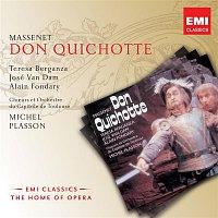 Alain Carcy, Albert Fesquet, Alain Fondary, Orchestre du Capitole de Toulouse, Michel Plasson, José van Dam – Massenet: Don Quichotte