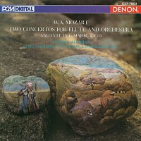 Andras Adorjan, Munich Chamber Orchestra, Hans Stadlmair, Wolfgang Amadeus Mozart – Mozart: Two Concertos for Flute and Orchestra & Andante in C Major