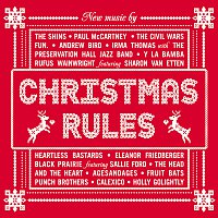 Přední strana obalu CD Christmas Rules [International Version]