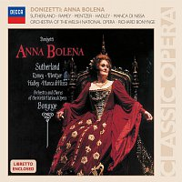 Dame Joan Sutherland, Jerry Hadley, Samuel Ramey, Richard Bonynge – Donizetti: Anna Bolena