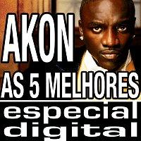 Akon – As Cinco Melhores