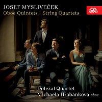 Přední strana obalu CD Mysliveček: Hobojové kvintety, Smyčcové kvartety