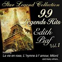 Edith Piaf – Star Legend Collection: 99 Legends Hits Vol. 1