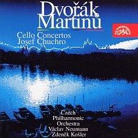 Dvořák, Martinů: Koncerty pro violoncello a orchestr