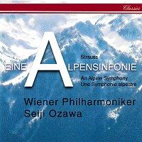 Seiji Ozawa, Wiener Philharmoniker – Richard Strauss: Eine Alpensinfonie; Wiener Philharmoniker Fanfare; Feierlicher Einzug