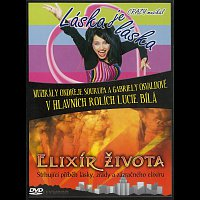 Lucie Bílá – Láska je láska / Elixír života DVD