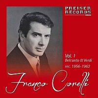 Franco Corelli, Orchestra RAI Torino, Philharmonia Orchestra, Franco Ferraris – Franco Corelli  Vol. 1  Belcanto & Verdi