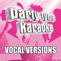 Přední strana obalu CD Party Tyme Karaoke - Pop Female Hits 9 [Vocal Versions]