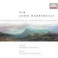 Franck, Dusík: Symfonie d moll, Koncert pro 2 klavíry