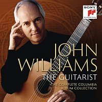 Academy of St. Martin in the Fields, John Williams, Kenneth Sillito, Johann Sebastian Bach – John Williams - The Complete Album Collection