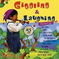 Různí interpreti – Giggling & Laughing: Silly Songs For Kids