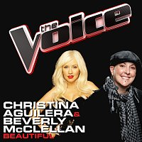 Christina Aguilera, Beverly McClellan – Beautiful [The Voice Performance]