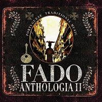 Přední strana obalu CD Fado: Anthologia 2