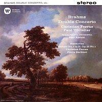 Přední strana obalu CD Brahms: Double Concerto, Op. 102 - Beethoven: Violin Sonata, Op. 12 No. 1