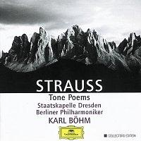 Staatskapelle Dresden, Berliner Philharmoniker, Karl Bohm – R. Strauss: Tone Poems [3 CDs]